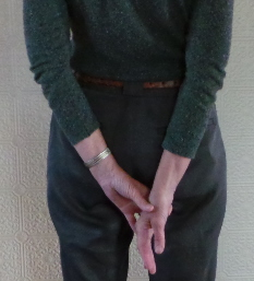 Wrist flexor Stretch B